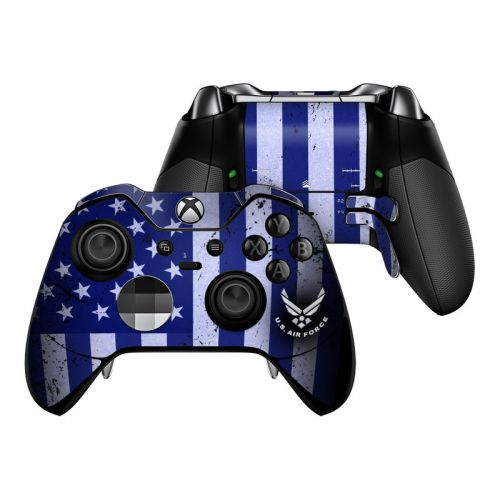 USAF Flag Xbox One Elite Controller Skin