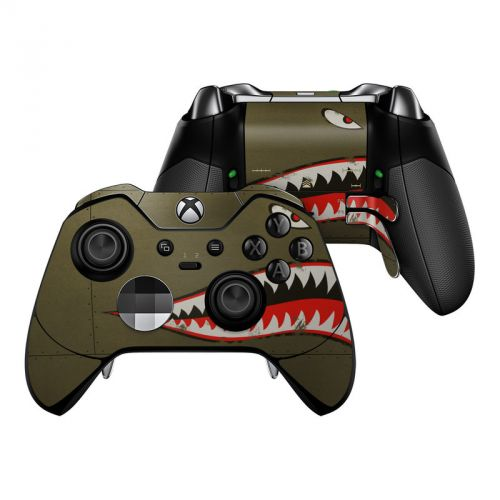 USAF Shark Xbox One Elite Controller Skin
