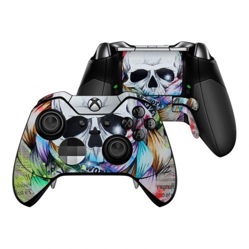 Visionary Xbox One Elite Controller Skin