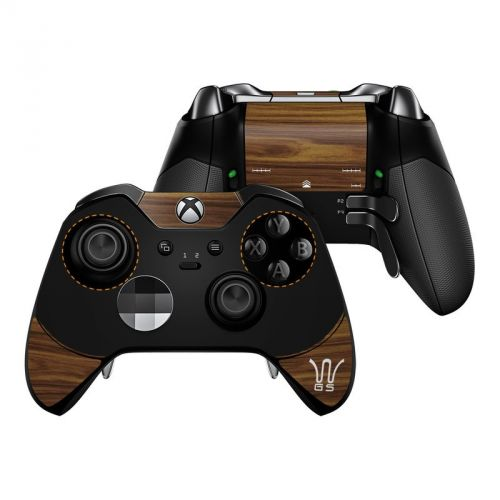 Wooden Gaming System Xbox One Elite Controller Skin