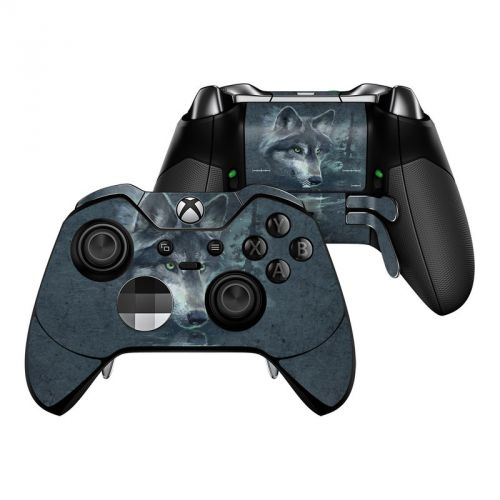 Wolf Reflection Xbox One Elite Controller Skin