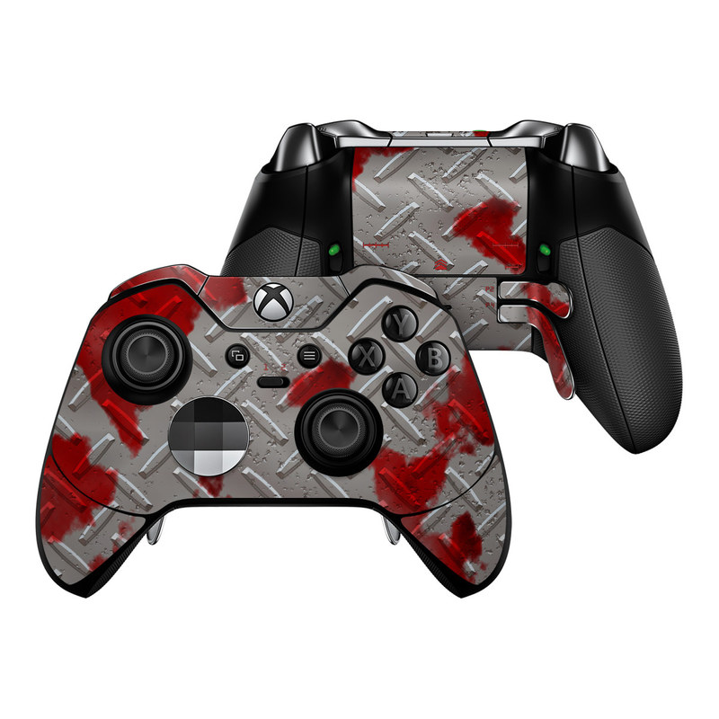 Accident Xbox One Elite Controller Skin