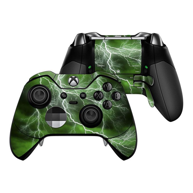 Apocalypse Green Xbox One Elite Controller Skin