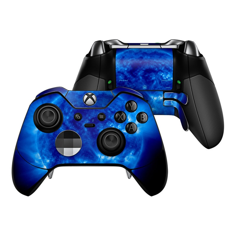 Blue Giant Xbox One Elite Controller Skin