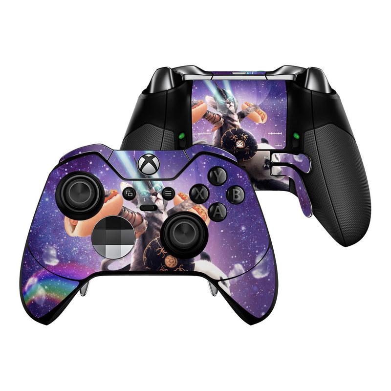 Cat Commander Xbox One Elite Controller Skin