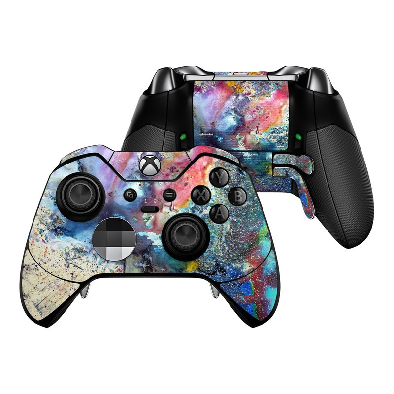 Cosmic Flower Xbox One Elite Controller Skin