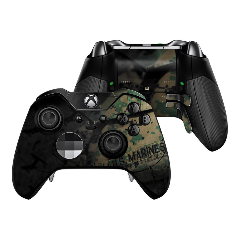 Courage Xbox One Elite Controller Skin