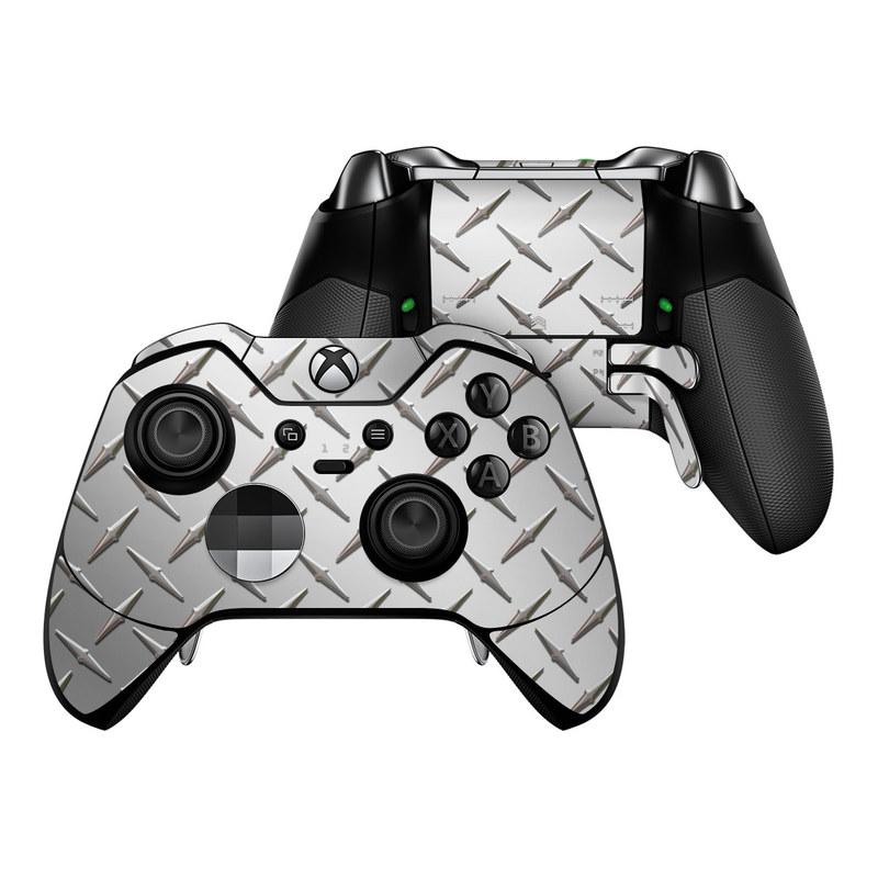 Diamond Plate Xbox One Elite Controller Skin