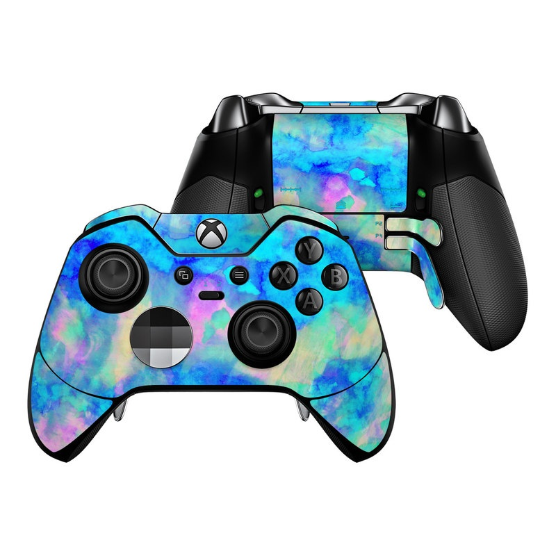 Electrify Ice Blue Xbox One Elite Controller Skin