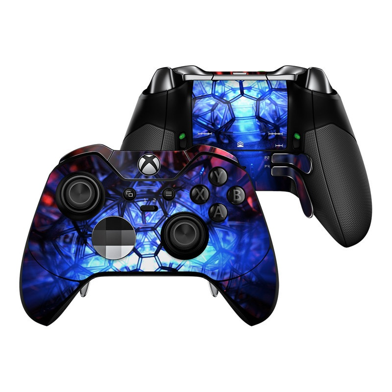 Geomancy Xbox One Elite Controller Skin