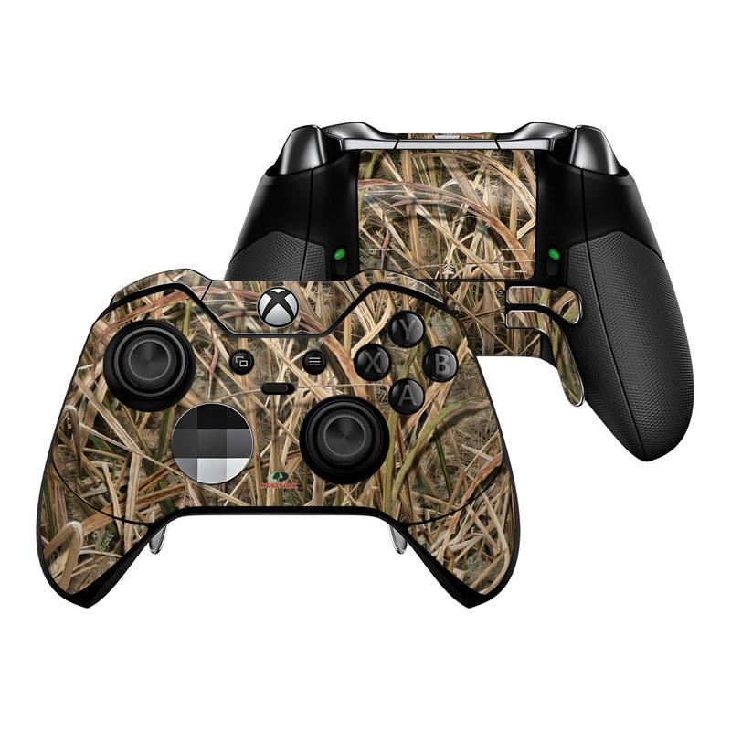 Shadow Grass Blades Xbox One Elite Controller Skin