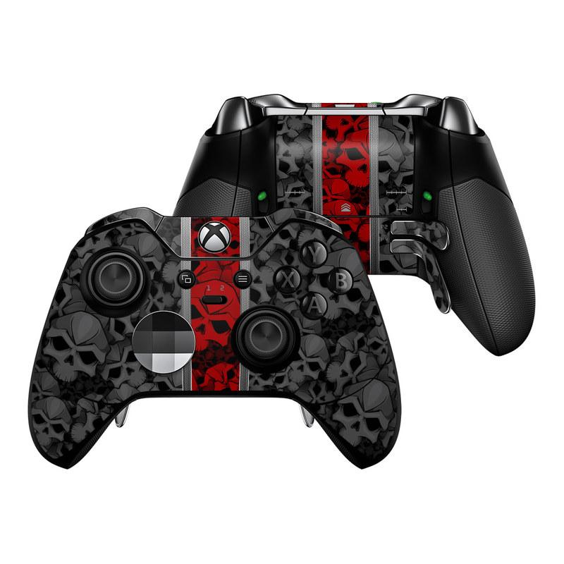 Nunzio Xbox One Elite Controller Skin