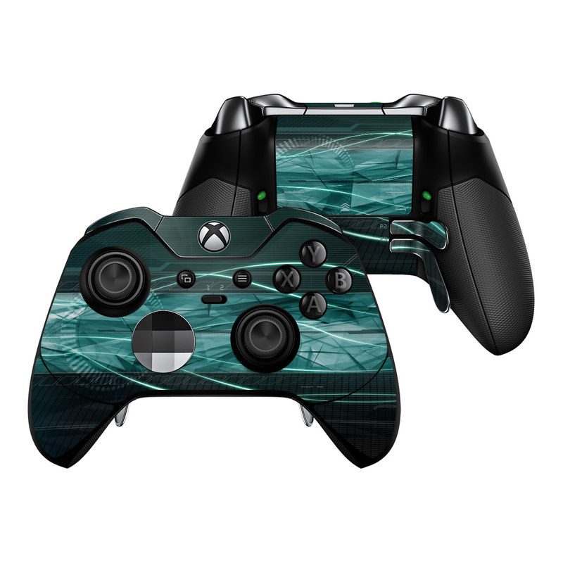 Shattered Xbox One Elite Controller Skin