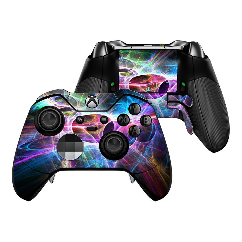 Static Discharge Xbox One Elite Controller Skin