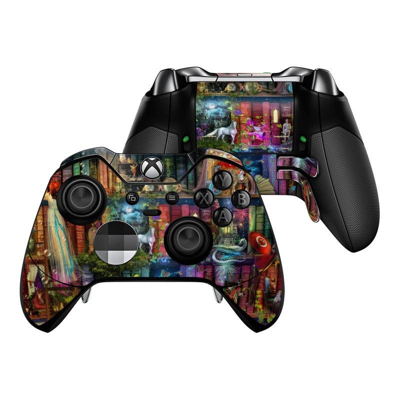 Treasure Hunt Xbox One Elite Controller Skin