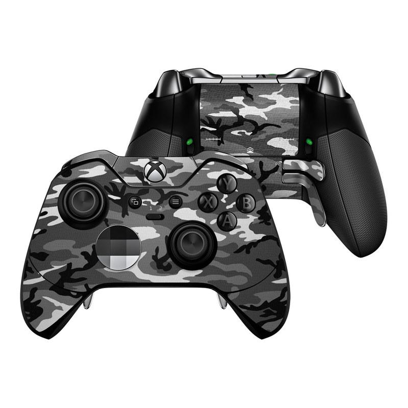 Urban Camo Xbox One Elite Controller Skin