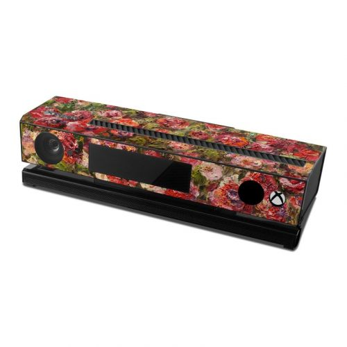 Fleurs Sauvages Xbox One Kinect Skin