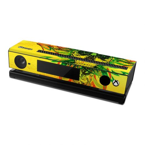 Hot Tribal Skull Xbox One Kinect Skin