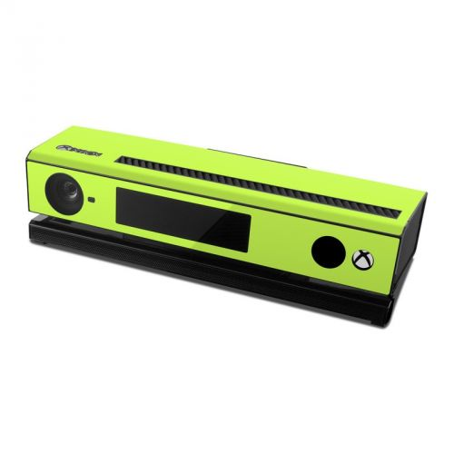 Solid State Lime Xbox One Kinect Skin