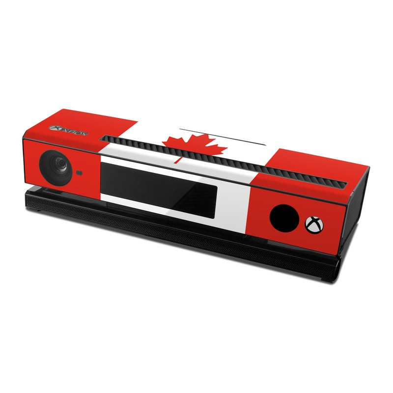 Canadian Flag Xbox One Kinect Skin