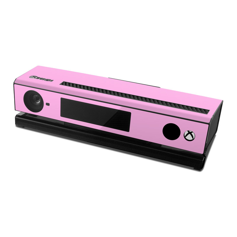 Solid State Pink Xbox One Kinect Skin