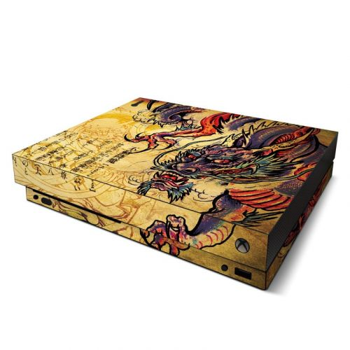 Dragon Legend Xbox One X Skin
