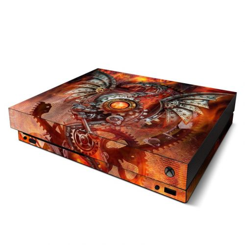 Furnace Dragon Xbox One X Skin