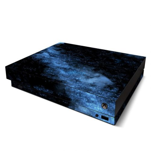 Milky Way Xbox One X Skin