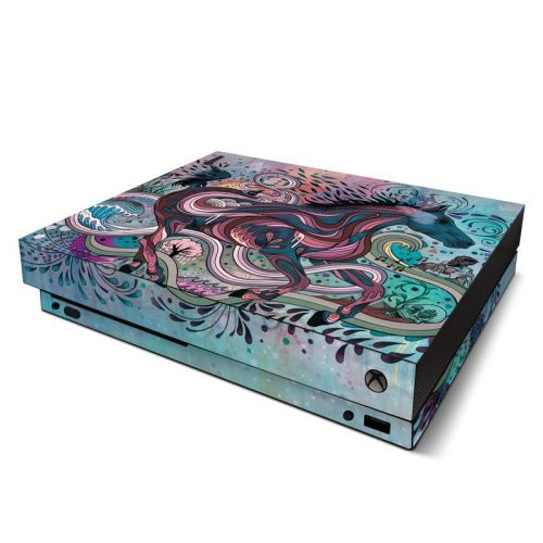 Poetry in Motion Xbox One X Skin