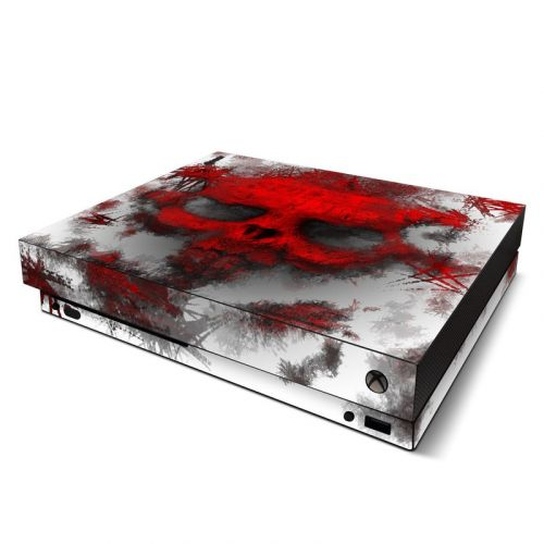 War Light Xbox One X Skin
