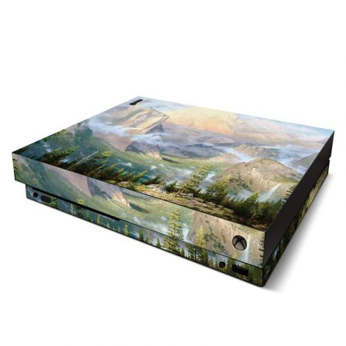 Yosemite Valley Xbox One X Skin
