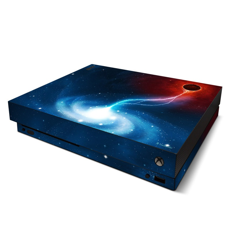 Black Hole Xbox One X Skin