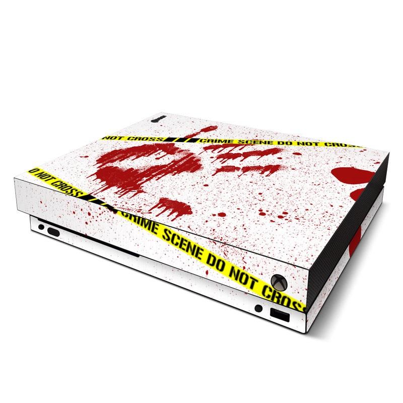 Crime Scene Revisited Xbox One X Skin