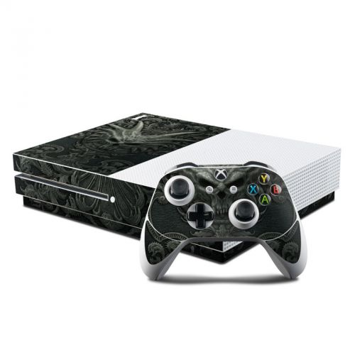 Black Book Xbox One S Skin