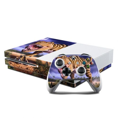 Brown Rex Xbox One S Skin