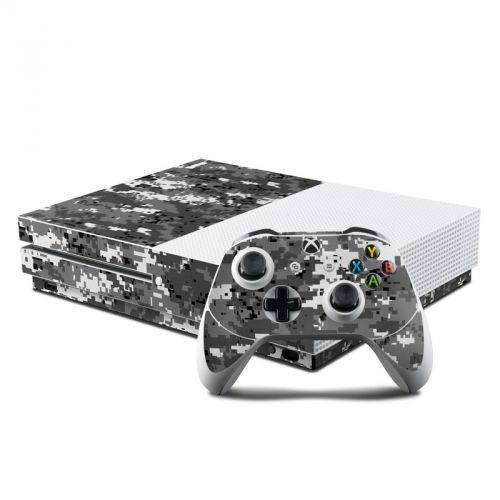 Digital Urban Camo Xbox One S Skin