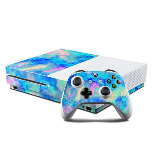 Electrify Ice Blue Xbox One S Skin