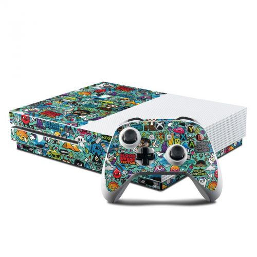 Jewel Thief Xbox One S Skin