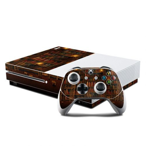 Library Xbox One S Skin