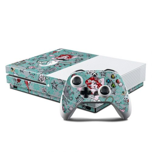 Molly Mermaid Xbox One S Skin