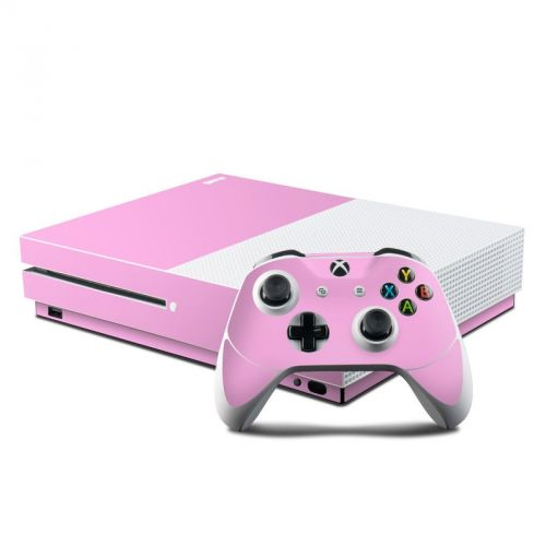 Solid State Pink Xbox One S Skin