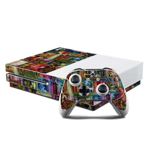 Treasure Hunt Xbox One S Skin