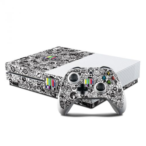 TV Kills Everything Xbox One S Skin