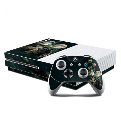 Three Wolf Moon Xbox One S Skin