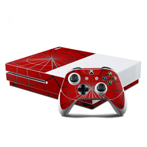 Webslinger Xbox One S Skin