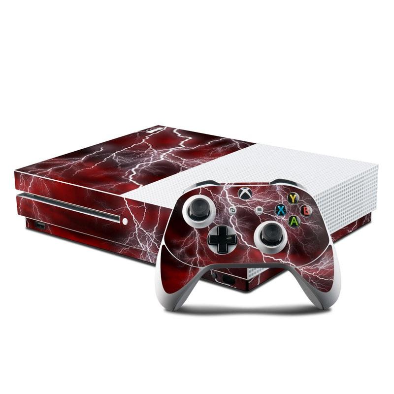 Apocalypse Red Xbox One S Skin
