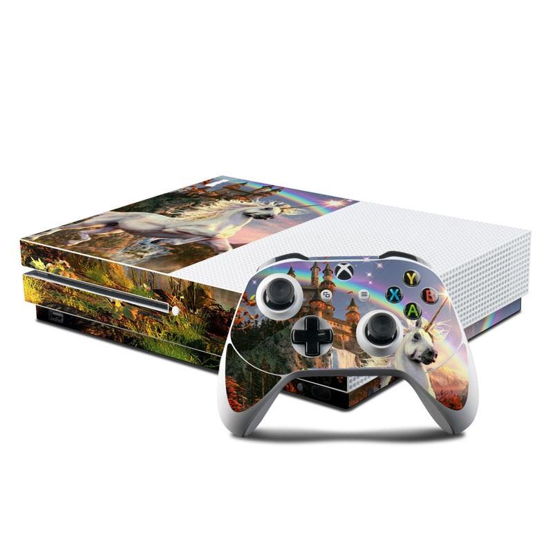 Evening Star Xbox One S Skin