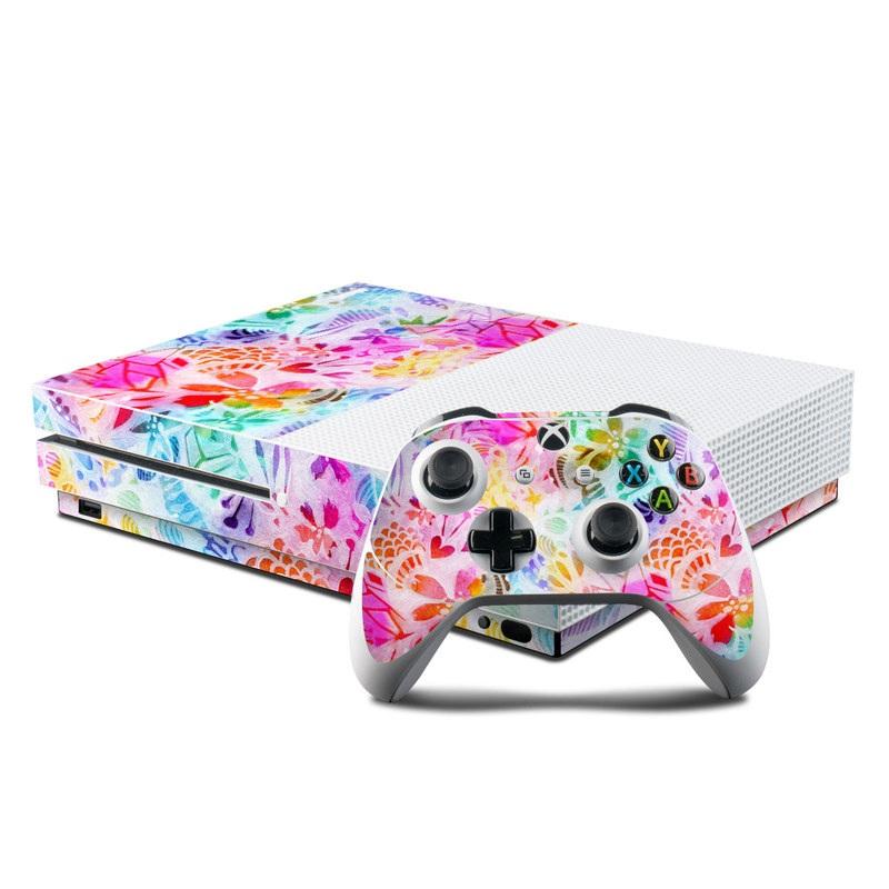 Fairy Dust Xbox One S Skin