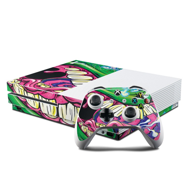 Mean Green Xbox One S Skin
