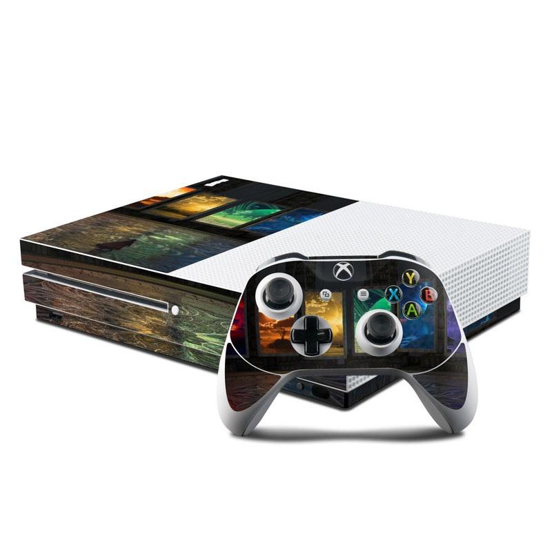 Portals Xbox One S Skin